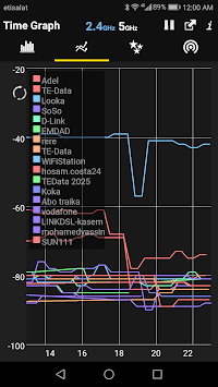 WiFi Analyzer APK : Download v1 8 for Android at AndroidCrew