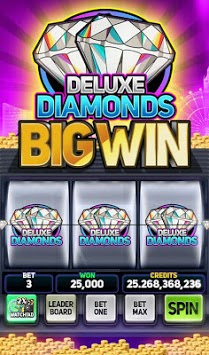 Deluxe Fun Slots - Free Slots Machines APK screenshot 1