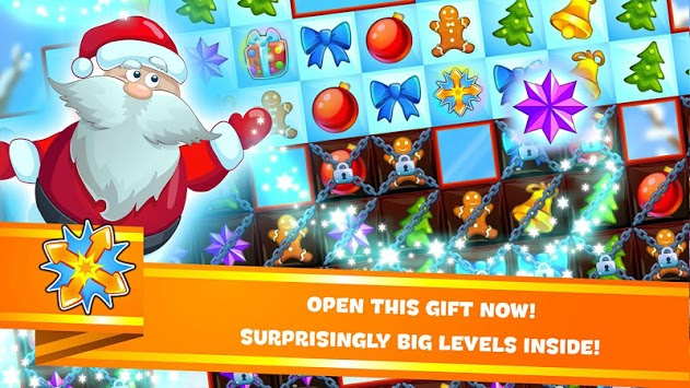 Christmas Sweeper 2 APK screenshot 1