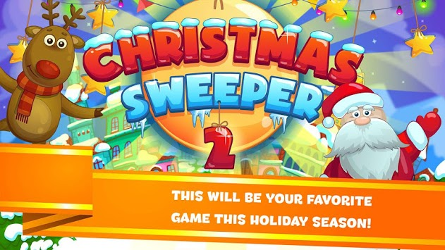Christmas Sweeper 2 APK screenshot 3