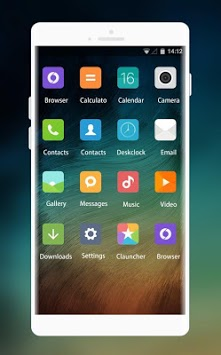 Launcher for Xiaomi mi a1 APK : Download v1 43 for Android