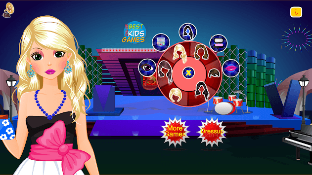Valentine's Day Dressup APK screenshot 1