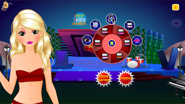 Valentine's Day Dressup APK screenshot 3