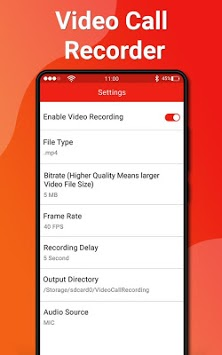 Video Call Recorder - Automatic Call Recorder APK : Download v1 1