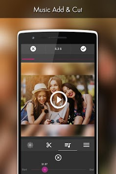 Video Editor -Music, Cut, Mix Video APK : Download v1 1 for