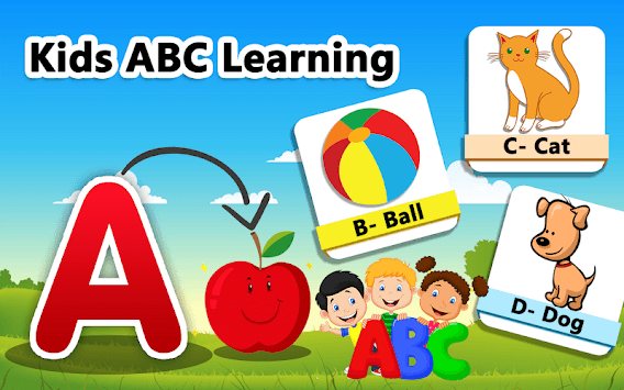Preschool Learning ! Kids ABC, Number, Color games APK screenshot 2