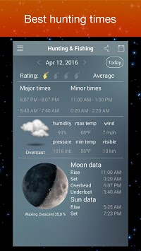 phase of the moon apk