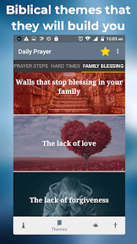 Daily prayers our daily bread devotional for today APK screenshot 2