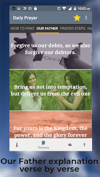 Daily prayers our daily bread devotional for today APK screenshot 3