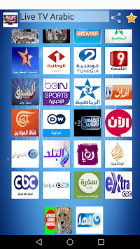 Arabic Live TV APK : Download v4 1 for Android at AndroidCrew
