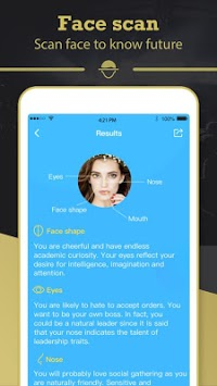 Face Scan - Face Analysis, Predict Baby & Fortune APK screenshot 2