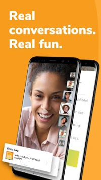 Say - Group Video Chat. Message & Share Together APK screenshot 3