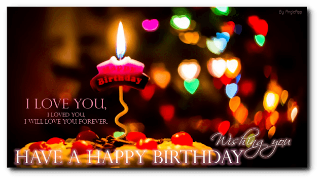Birthday Quotes APK Screenshot 1 Greeting Cards To You 2