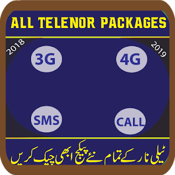 All Telenor Packages Free latest 2018 APK : Download v1 3 for