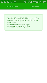 BMI Calculator Weight Tracker APK : Download v1 2 for