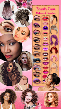 Beauty Cam - Makeup & Hairstyle APK : Download v1 2 for