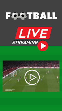Live Football TV ⚽️ HD soccer Streaming APK screenshot 2