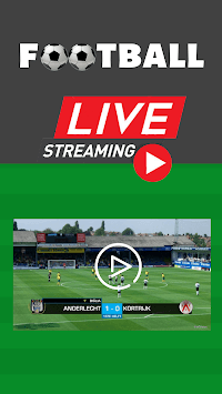 Live Football TV ⚽️ HD soccer Streaming APK screenshot 3
