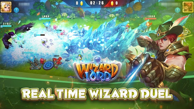 WizardLord: Cast & Rule APK screenshot 2
