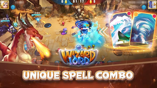 WizardLord: Cast & Rule APK screenshot 3