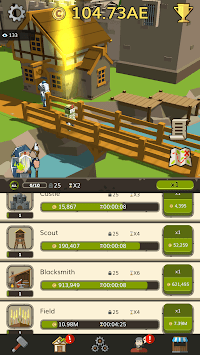 🏰 Idle Medieval Tycoon - Idle Clicker Tycoon Game APK
