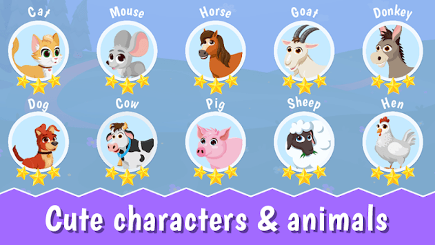 YourSmartKid - Educational cartoons & kids games APK screenshot 3