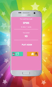 Uni Kitty Word APK screenshot 1