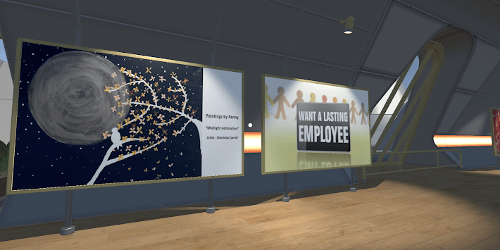 Happy Faces VR Experience APK screenshot 3