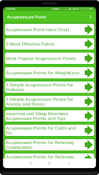 Acupressure Point Full Body APK : Download v1 1 for Android