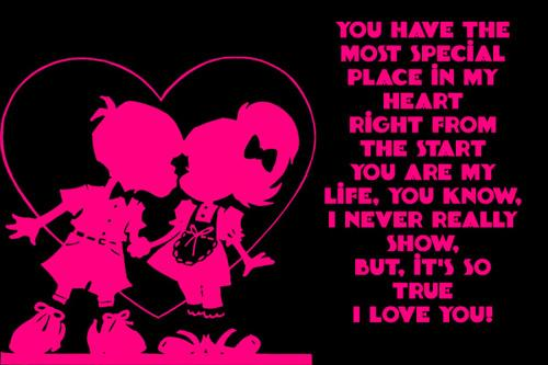 Romantic Love Quotes With Pictures HD APK screenshot 3