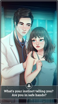 Love Story Games: Amnesia APK screenshot 2