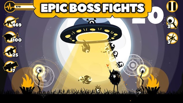 Guard Of The Light : Shooting and Tower Defense APK : Download v1 09
