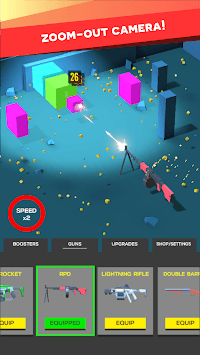 Gun Breaker APK screenshot 3
