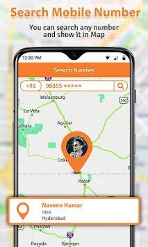 Number Locator & Caller Location APK : Download v1 0 for Android at