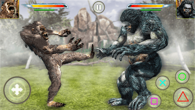 Apes Fighting 2018: Survival of the planet of Apes APK screenshot 2