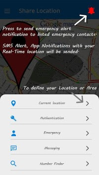 Care - Family Safety & Tracking APK screenshot 1