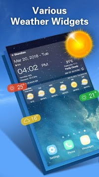 Weather APK screenshot 2
