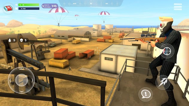 FightNight Battle Royale: FPS Shooter APK screenshot 2