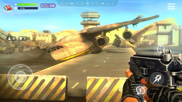 FightNight Battle Royale: FPS Shooter APK screenshot 3