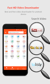 VidDownloader : Fast HD Video Downloader APK : Download v1 0 for