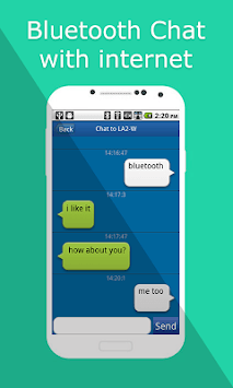 Fast Bluetooth Chat APK : Download v3 0 for Android at AndroidCrew