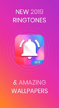 New Ringtones 2019 & Wallpapers APK screenshot 1