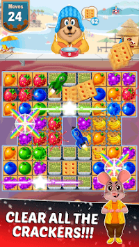 Jelly Juice - Puzzle Game & Free Match 3 Games APK