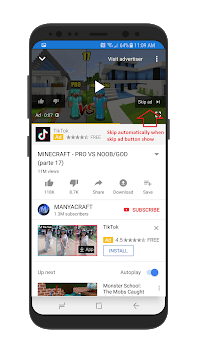 Skip Ads APK screenshot 2