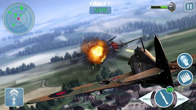 Call of Thunder War- Air Shooting Game APK screenshot 2