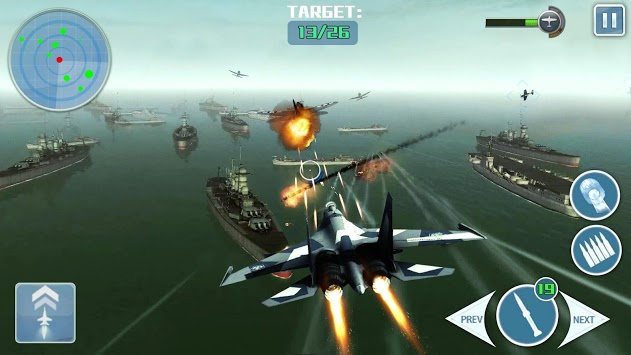 Call of Thunder War- Air Shooting Game APK screenshot 3