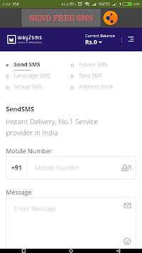 Send Free SMS APK : Download v3 7 for Android at AndroidCrew