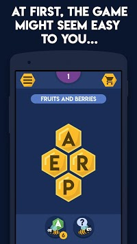Word Search - Word games for free APK screenshot 2