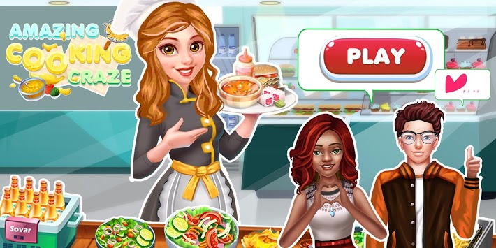 Legendary Food: Amazing Burger APK screenshot 1
