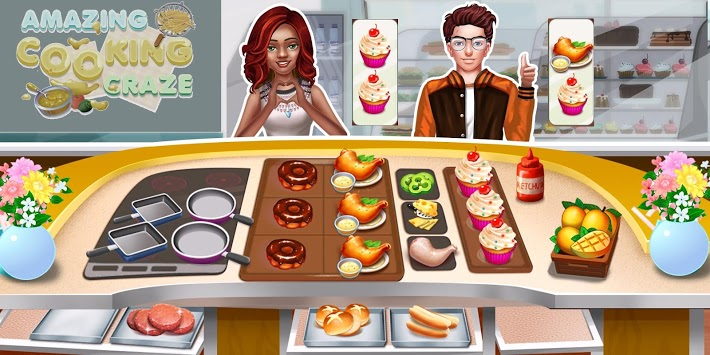 Legendary Food: Amazing Burger APK screenshot 3